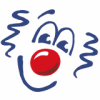 Logo for Red Noses Palestine