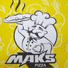 Logo for Mak's Pizza