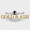 Logo for Gold & ASH Ibtessam Salon