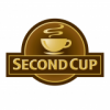 Logo for second cup