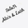Logo for Salon Ala'a & Laith