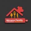 Logo for Nirvana Café