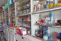 Bab Al Zqaq Pharmacy Inside